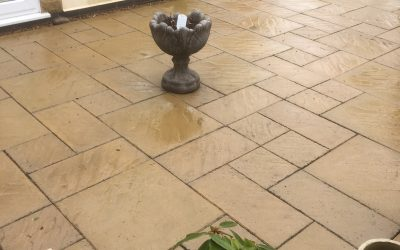 Oakham patio cleaning – does your's need cleaning?